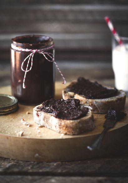 Nutella™ croustillant sans lactose / noisettes, cajous, chocolat noir