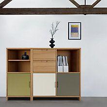 Buy House by John Lewis Oxford Modular Storage Units Online at johnlewis.com