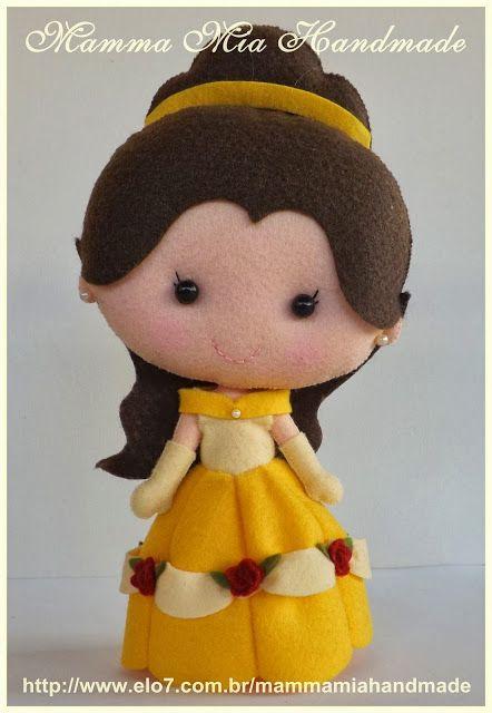 Bella, minha princesa preferida :)