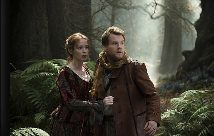 FIRST LOOK at the Baker&his wife in the new Into the Woods film coming out this Winter! AHHHHHHHHHHHHHHHH!!!!