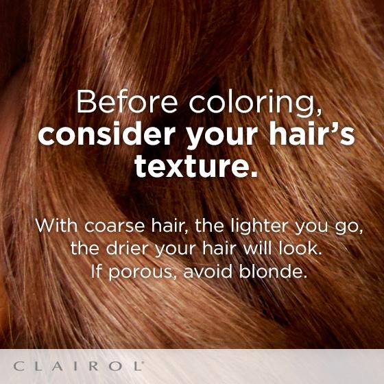 36 best Hair Color Tips & Tricks images on Pinterest   Beauty tips ...