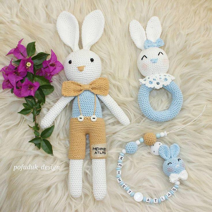 Mehmet Atlas'ın tavşikleri 'Tavşan Aşkına'�������� �� �� �� #amigurumilove #amigurumi #amigurumidoll #crochet #crochetlove #handmade #knitting #like #love #toys #oyuncak #örgüoyuncak #örgü #organikoyuncak #elişi #baby #babyshower #bebekhediyesi #hediye #hamileanneler #emzikzinciri #isimliemzikzinciri #amigurumitavşan #çıngırak #happy #organizasyon #toys #babytoys #bebeksüsü #love #instagood #yenidogan http://turkrazzi.com/ipost/1521768914627148793/?code=BUeaMPilTv5
