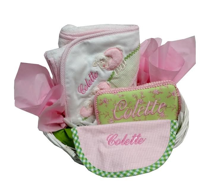 Baby Boy Gifts With Name : Best images about baby gift baskets on