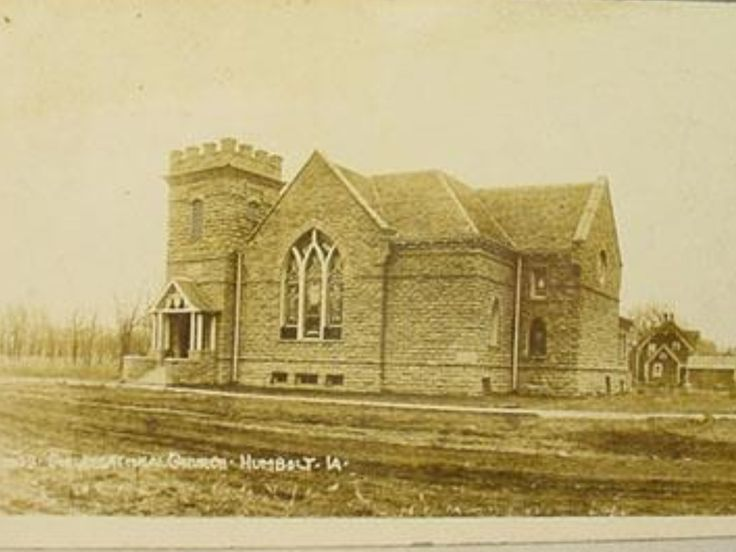 Congressional Church across from Taft School- still there today