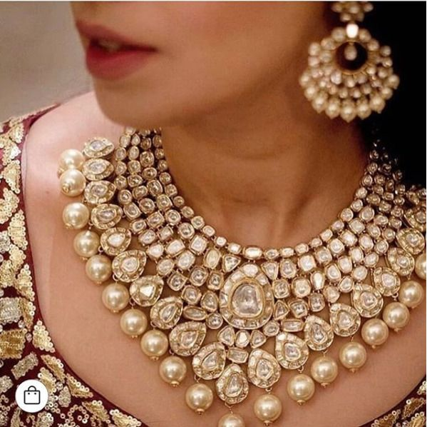d0466bfd59813 Designer Gold Plated Bollywood Style Jewelry Indian Kundan Bridal ...