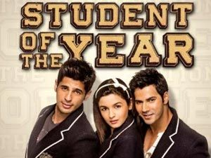 Student of the Year is a youthful and interesting movie that deserves a thumps up. Three cheers for this movie