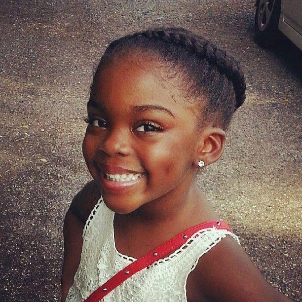 Idée coiffure pour nos princesses crépues  - http://liyalek.com/idee-coiffure-princesses-crepues/
