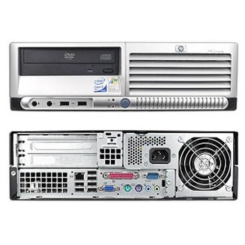 Calculatoare second hand  HP/Compaq DC7700/Core2Duo 1.86G/1G/80G/DVD/Desktop #calculatoaresecondhand #calculatoaresh