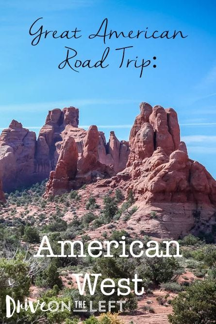 We head east, through Arizona and Utah, exploring national parks and spending over 20 hours in the car!