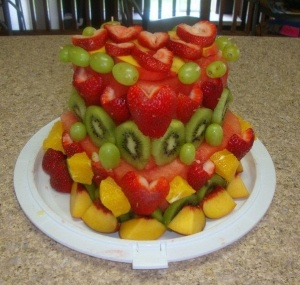 healthy fruit cake the fruits of the spirit
