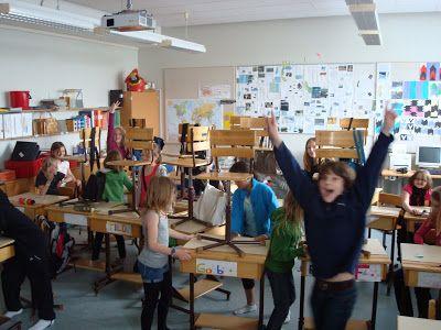 stökigt klassrum - Sök på Google