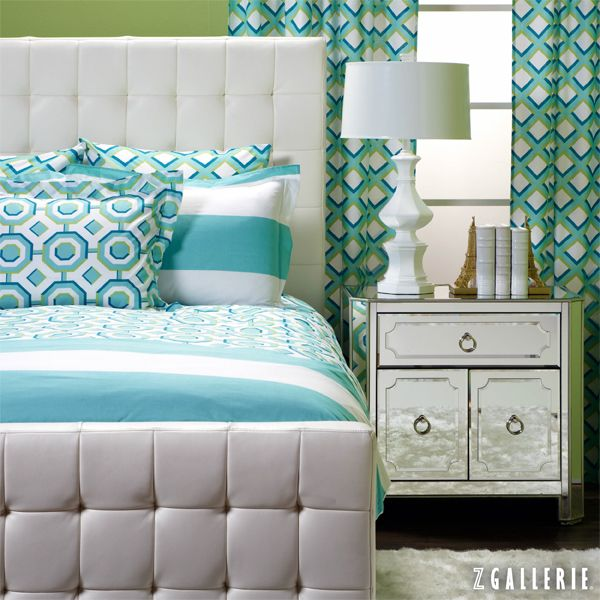 10 best images about z gallerie spring into style for Bedroom furniture z gallerie