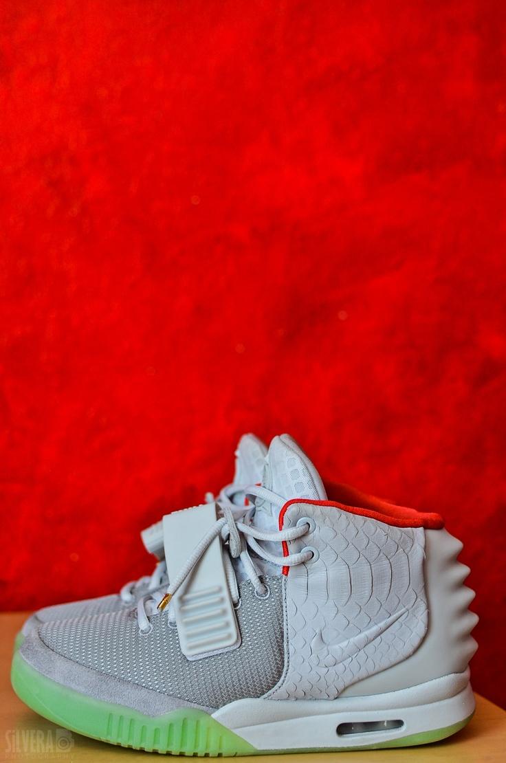 Nike Air Yeezy II White