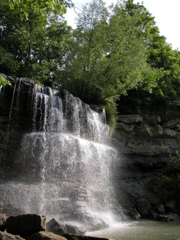 Sylvan glen conservation area