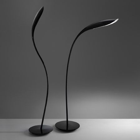 Designer Karim Rashid Has Designed A Lamp Inspired By A Leaf Blowing In The  Wind For Italian Brand Artemide, Pictures