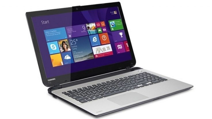 Toshiba Satellite L50D-B02H Laptop Computer - Laptops | Joyce Mayne Australia