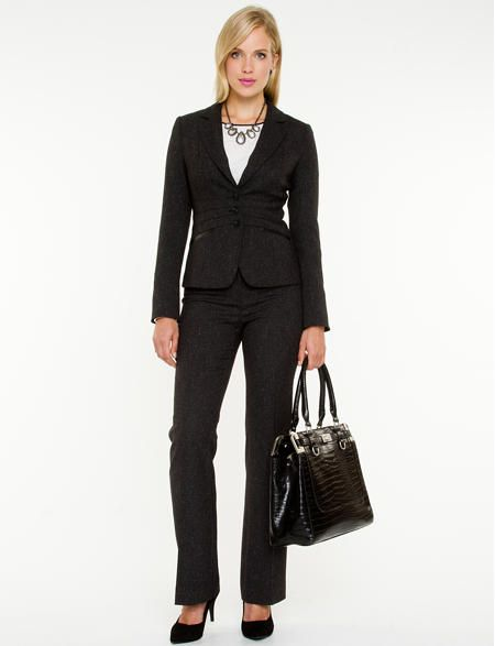 22 best Suit Yourself (women's suits) images on Pinterest ...