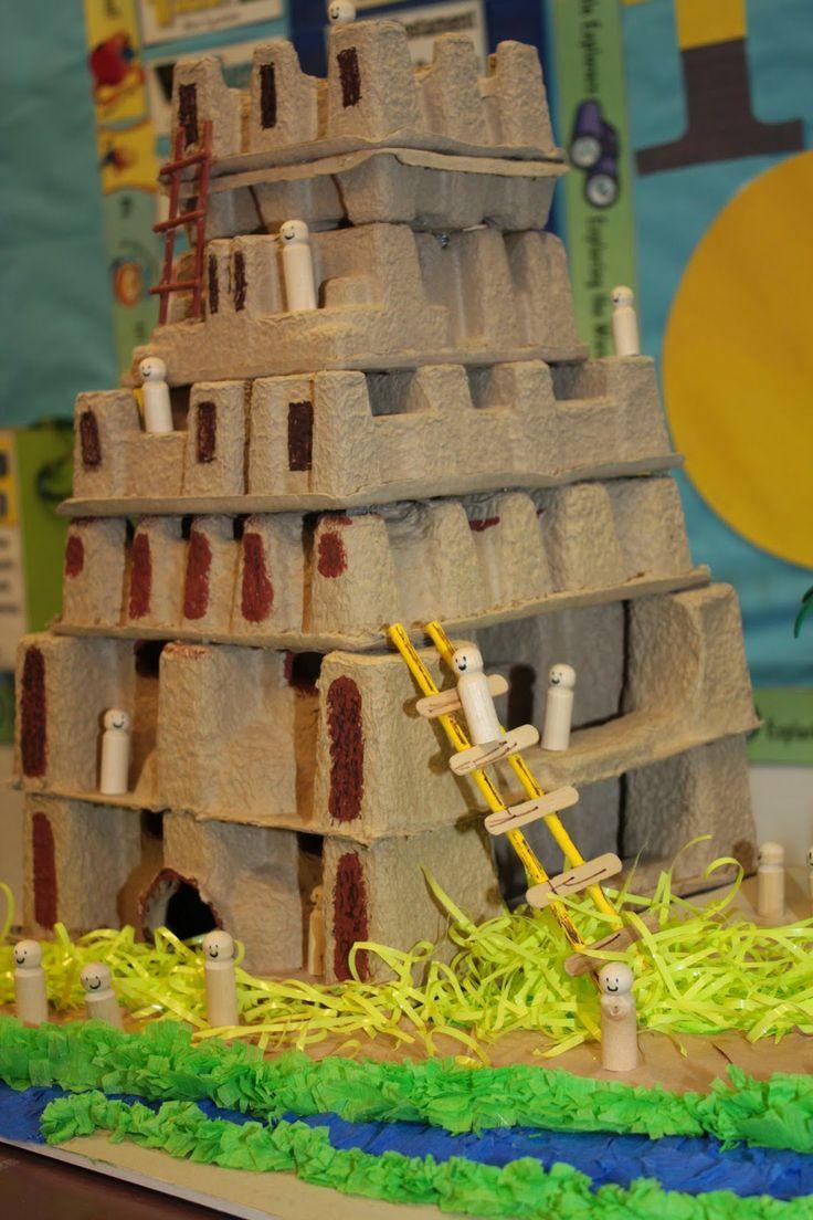 Hands On Bible Teacher: Tower of Babel