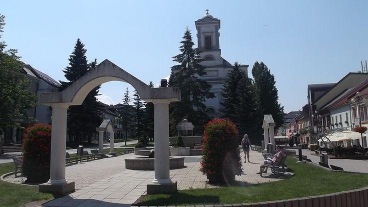 Slovakia - Poprad
