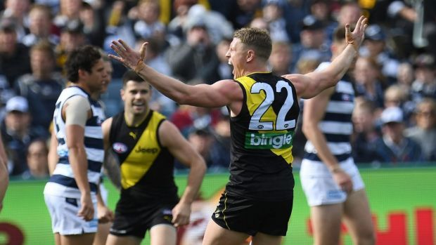 Richmond's Josh Caddy fit and ready to go in blockbuster final against Geelong - The Age #757Live