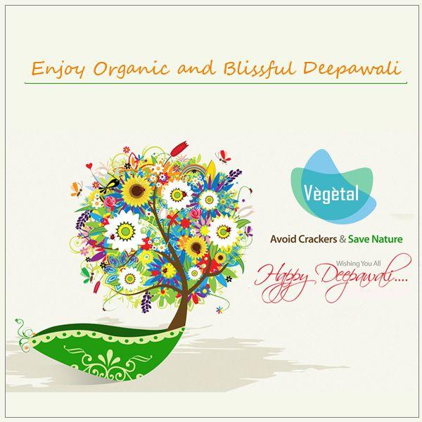 May the Festival of Lights brighten your life with Wealth & Prosperity. #HappyDiwali #VegetalPersonalCare #HappyDeepawali
