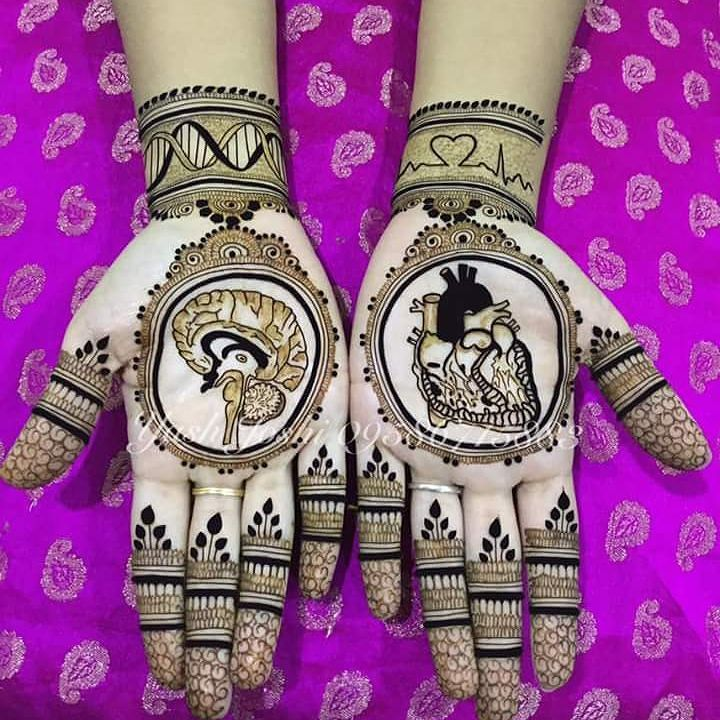 Mehndi For Doctors : Images about mehndi henna designs on pinterest
