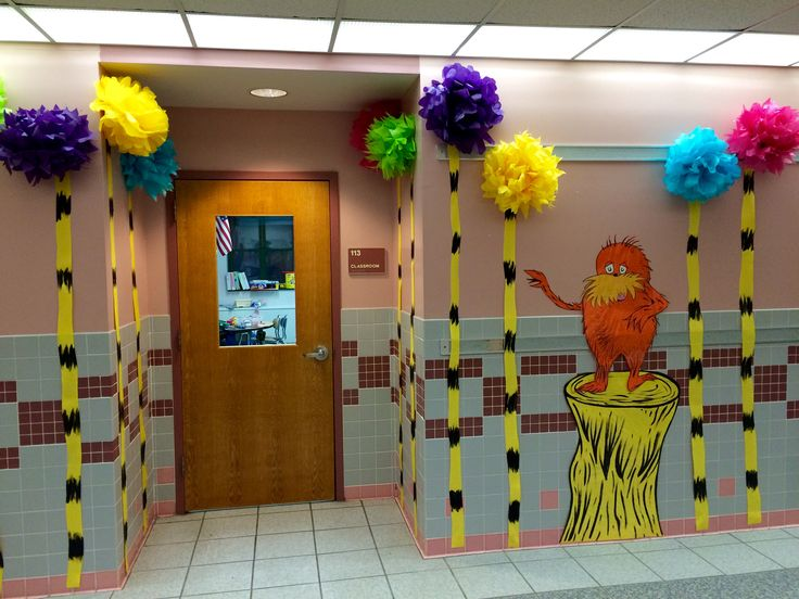 Lorax Classroom Decor ~ Best the lorax ideas on pinterest truffala trees