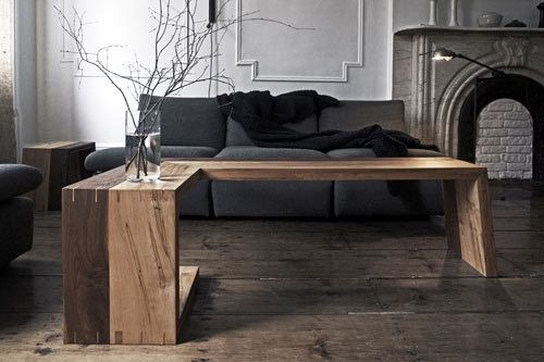 Coffe Tables, Coffee Tables, Tables Design, Sweets Tables, Asher Israelow, Living Room, Wood Tables, Wooden Tables, Design Studios