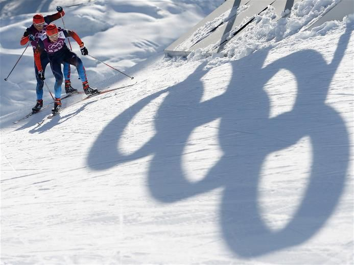 Alexander LEGKOV, Russian Fed. Cross-country. Sochi 2014 Best Of Day 1 Previews.