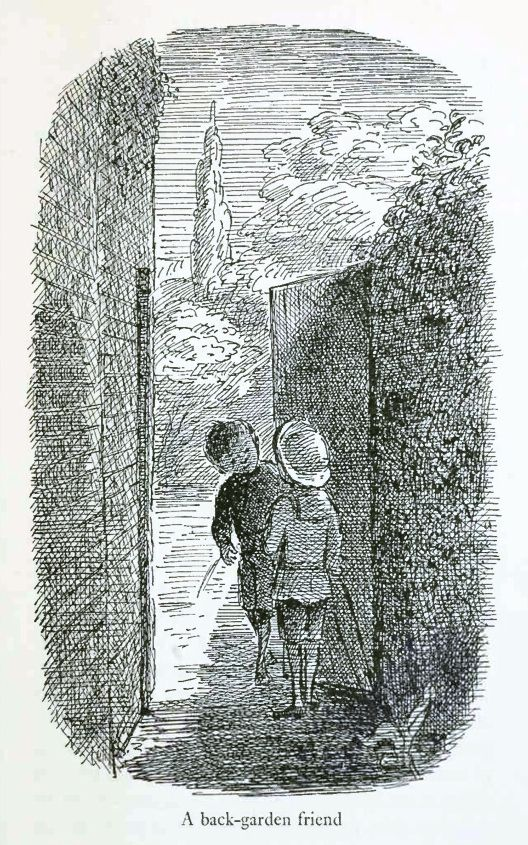 Edward Ardizzone - The Suburban Child