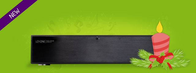 Loxone Music Server 4+ je možnosťou mať multiroom audio systém aj v bytoch či menších domoch! :) Loxone Music Server 4+ opens a possibility to have a multiroom audio system in apartments or smaller houses!