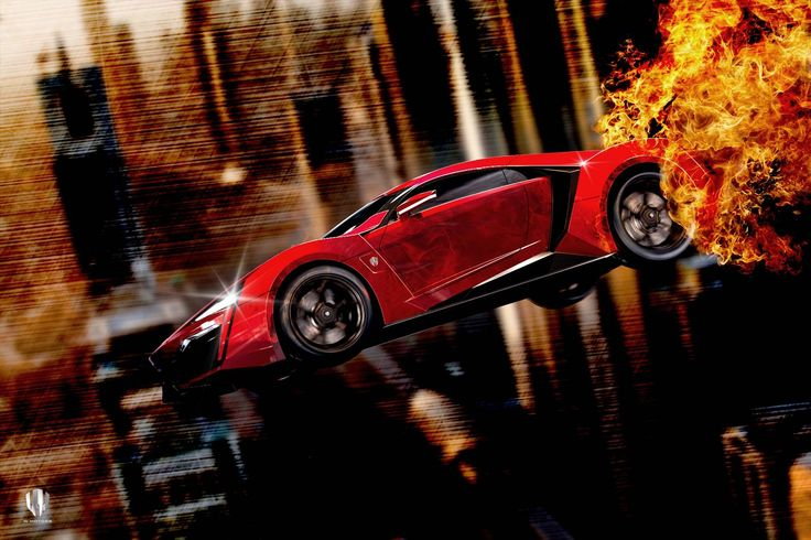 Motors, the Dubai-based developer of high-performance cars produced the Lykan HyperSport that featured in the latest installment of the Fast and Furious series- the Furious 7.