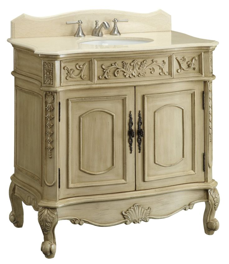 36 Traditional Style Belleville Sink Vanity Model Cf35579 Barstools With Backs
