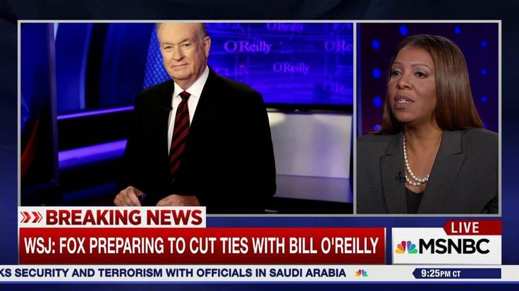 New reports - including from Murdoch-owned WSJ - say Fox News may be close to cutting ties with Bill O'Reilly. NYC Public Advocate Letitia James is asking for a probe into the sexual harassment scandal. Media Matter's Angelo Carusone also joins...