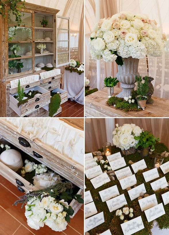 White Wedding, Wedding Decorations, Elegant Wedding, Winery Wedding Venues Vintage Wedding