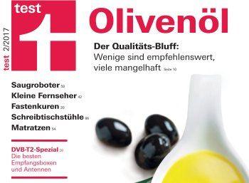 """Test: Olivenöl vom Discounter besser als teure Markenprodukte https://www.discountfan.de/artikel/testberichte/test-olivenoel-vom-discounter-besser-als-teure-markenprodukte.php Das geht Aldi und Lidl runter wie Öl: Die besten Olivenöle kommen ausgerechnet vom Discounter. Teure Markenprodukte schnitten beim Vergleich der """"Stiftung Warentest"""" deutlich schlechter ab. Test: Olivenöl vom Discounter besser als teure Markenprodukte (Bild: Test.de) Beim neuen Ol..."""
