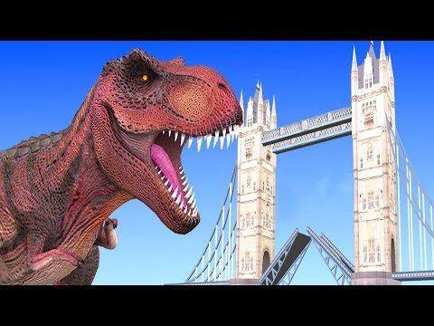 (4) Old Mc Donald Had A Farm | London Bridge Is Falling Down | Animated Nursery Rhymes For Kids - YouTube