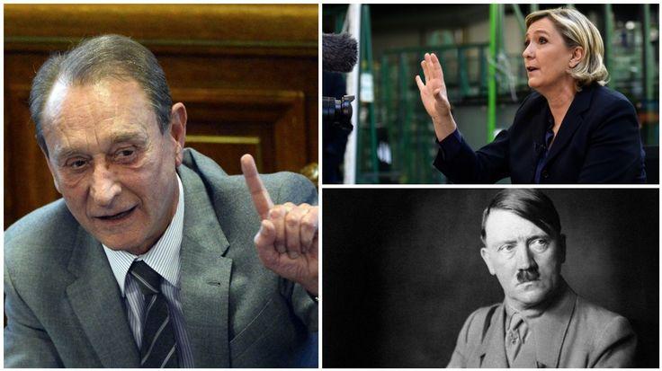 Bertrand Delanoë compare le FN aux nazis pour inciter la gauche à voter Macron