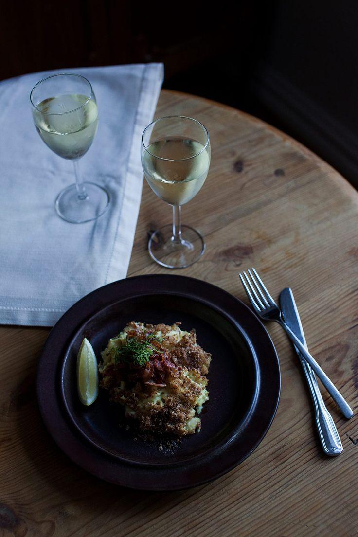 Norwegian fish gratin I Nordic Provisions