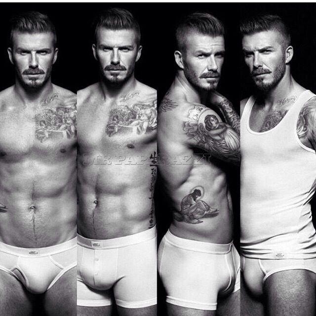 David freaking Beckham!!!