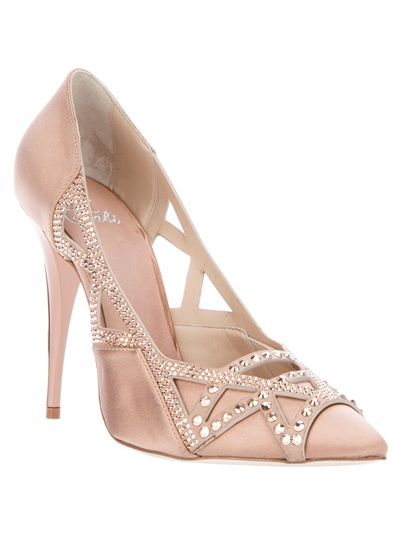 FABI COUTURE - Sapato rosa. 6                                                                                                                                                                                 Mais