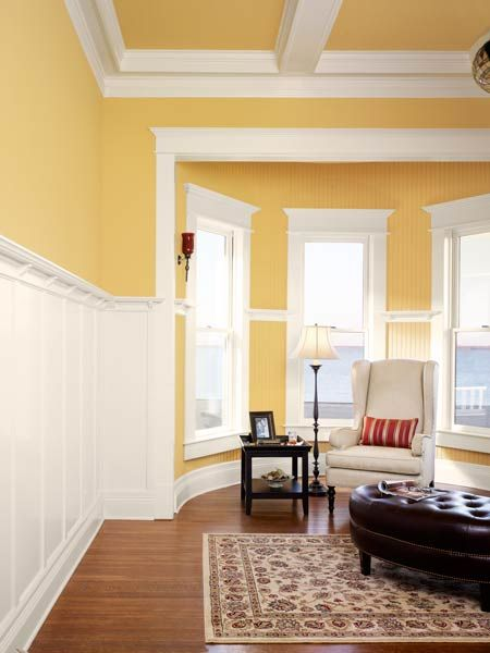 122 best Molding, Trim & Wainscoting images on Pinterest | Moldings ...