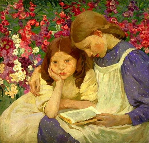 Fairy Tales, 1916, by Mary Bell Eastlake (Canadian: 1864-1951)