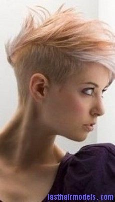 Tremendous 1000 Images About Cute Hair Style On Pinterest Mohawk Short Hairstyles Gunalazisus