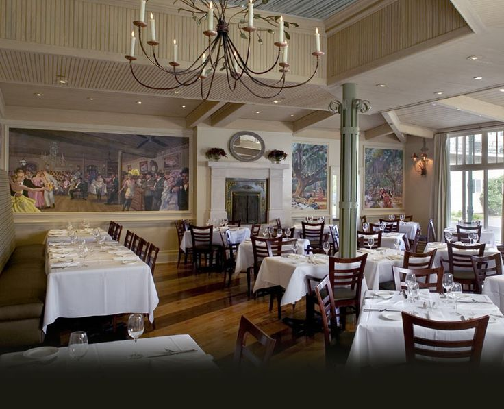 New Orleans Fine Dining Menus : Located in City Park : Ralph's on the Park Restaurant by Ralph Brennan