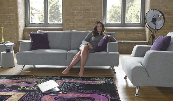 Check out the Mercury sofa from Sofaworks! Livingroom Pinterest UX UI Designer, The o'jays
