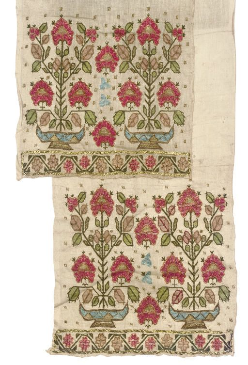 A COLLECTION OF TURKISH TOWELS | 19TH AND 20TH CENTURY | Textiles & Costume, embroideries | Christie's