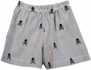 Arrghhh! Pirate Swim trunks!