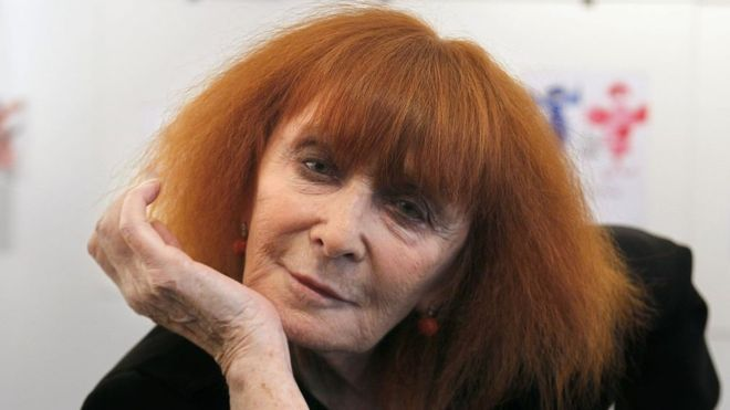 """Rykiel, nicknamed the Queen of Knitwear, had been suffering from Parkinson's disease for some time before her death on Thursday. Nathalie Rykiel, managing and artistic director of the Sonia Rykiel fashion label, said: """"My mother died at 05:00 this morning at her home in Paris from the effects of Parkinson's."""" French President Francois Hollande praised her as """"a pioneer"""". - 26/08/2016"""
