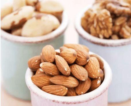 amendoas Alimentos Permitidos (e recomendados) para Diabéticos #alimentação #diabetes